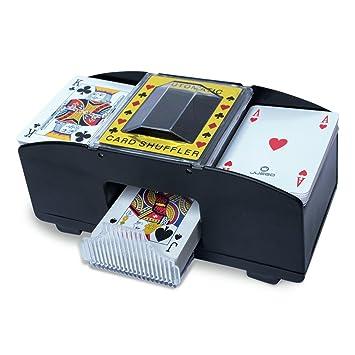 Juego ju00511 Mezclador Cartas: Amazon.es: Juguetes y juegos