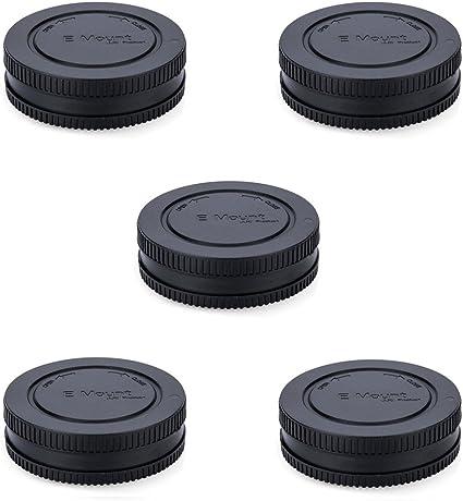 Jjc Objektivdeckel Für Sony E Mount A6600 A6500 A6400 Kamera