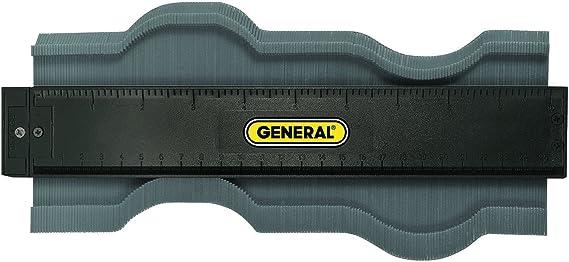 General Tools 833 Plastic Contour Gauge