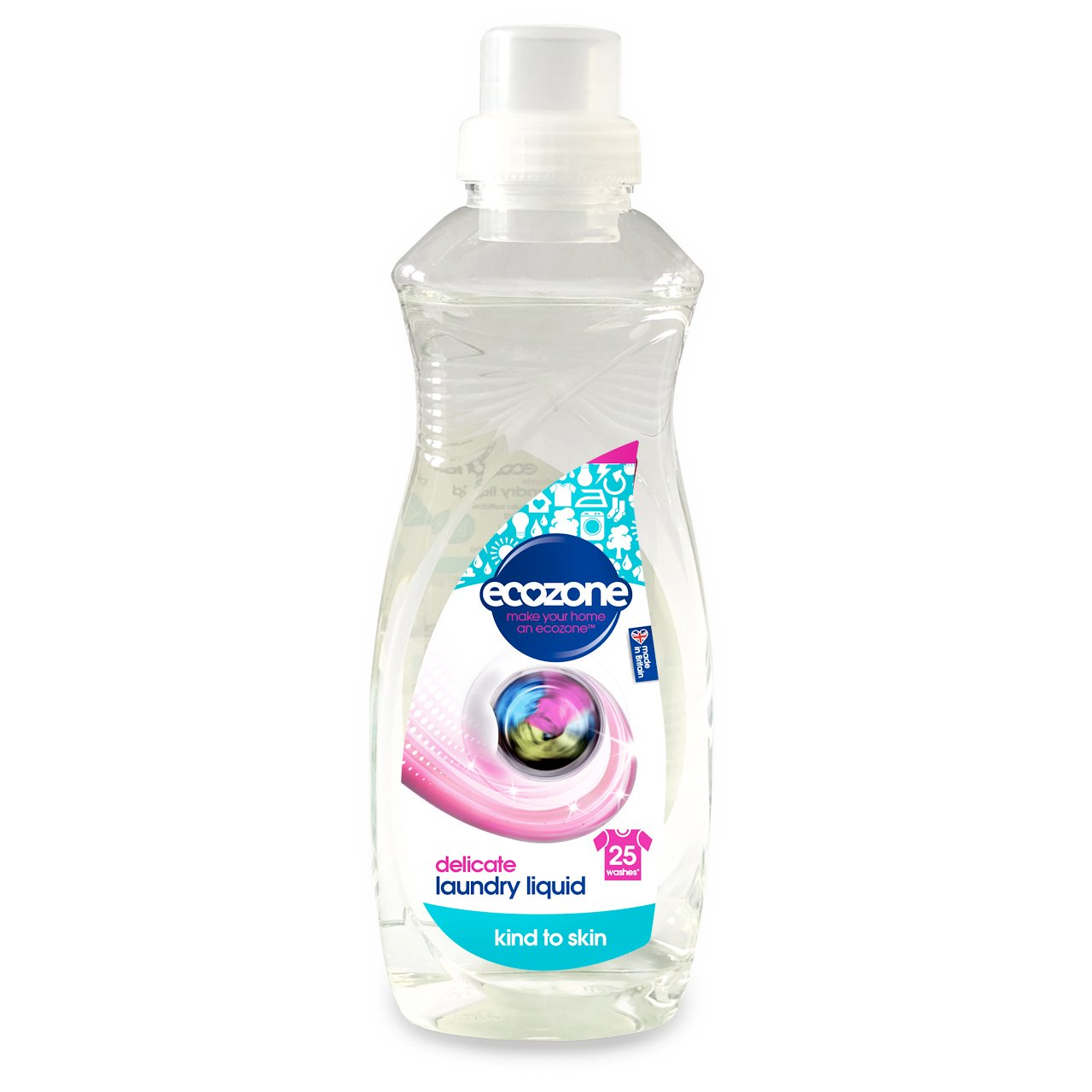 Ecozone Delicate Laundry Liquid, 750ml DLL