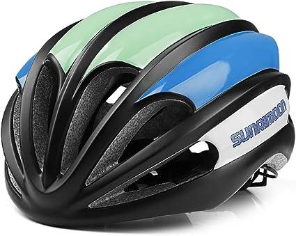 Cycling Bicycle Adult Mens Womens Bike Helmet Adjustable Outdoor Sports
