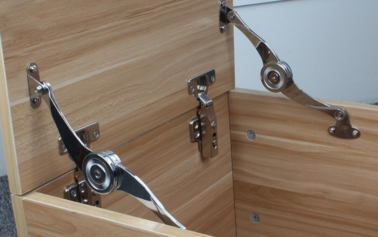 Luxury Drop Front Desk Lid Support