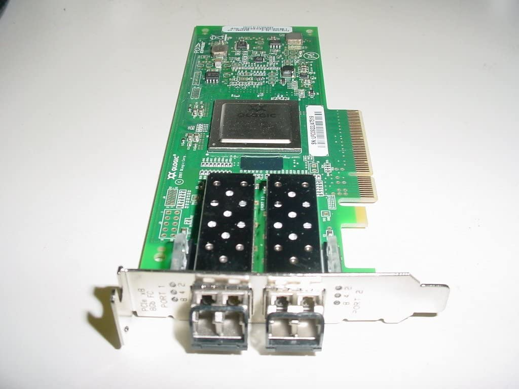 AJ764A AH401A HP 489191-001 82G 8GB Dual Port Pci-e FC HBA 584777-001
