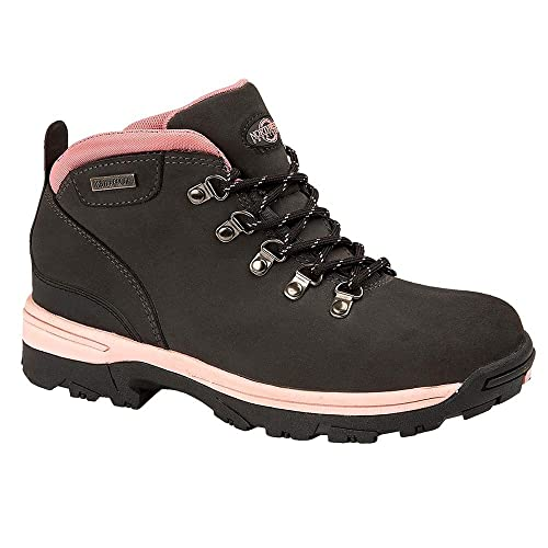 Northwest Trek Womens Waterproof Leather Lace Up Walking Hiking Boots   Amazon.co.uk  Shoes   Bags 1a12fd90f8