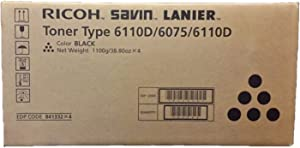 Ricoh 841332 Black Toner Cartridge