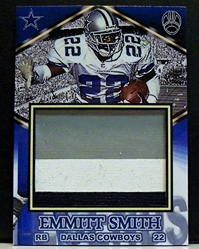 Jumbo Jersey Patch Card Cowboys Nice! (Emmitt Smith Football Jersey)