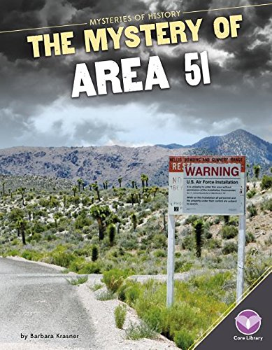 Mystery of Area 51 (Mysteries of History)