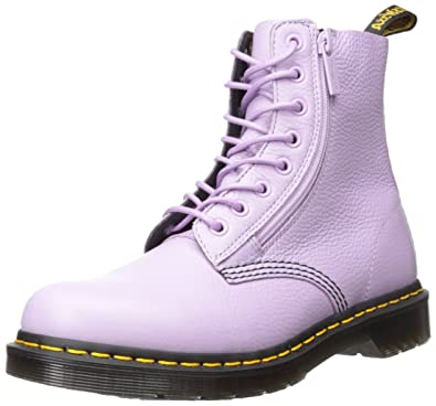 3999548c6a1bdc Dr. Martens Women s Pascal W Zip Fashion Boot Orchid Purple 4 Medium UK (