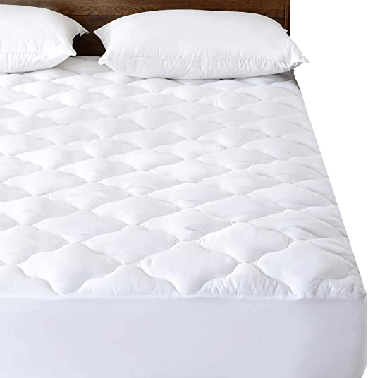 Deep Pocket Mattress Protector Waterproof Hypoallergenic Fitted Sheet Cover New