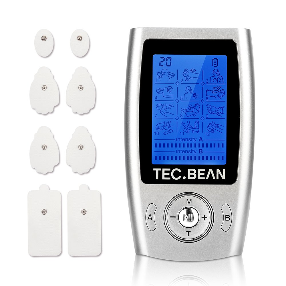TEC.BEAN Mini Tens Massager