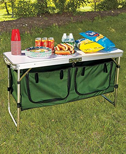Portable Camping Kitchen Table