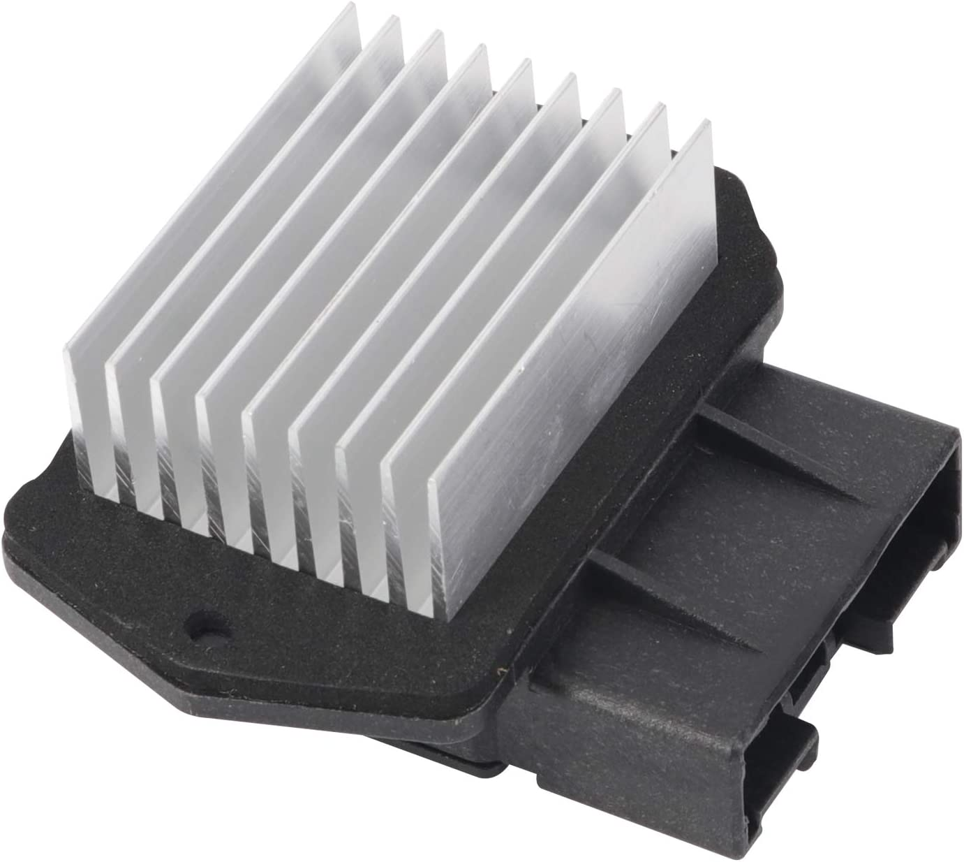 Duolctrams Blower Motor Resistor Compatible with Dodge Ram 1500 2500 3500 GX470 RX350 Scion Replaces 87165-13010 499300-2121 8716513010 4993002121