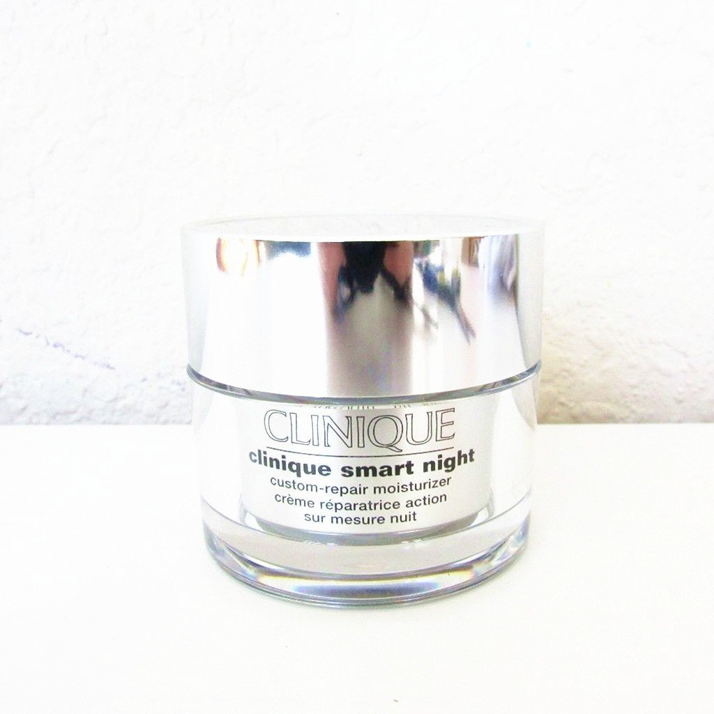 New! Clinique Smart Night Custom-Repair Moisturizer - Dry Combination, 1 oz