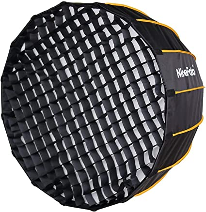Nicefoto 60 Cm Parabolische Softbox Professionelle Kamera