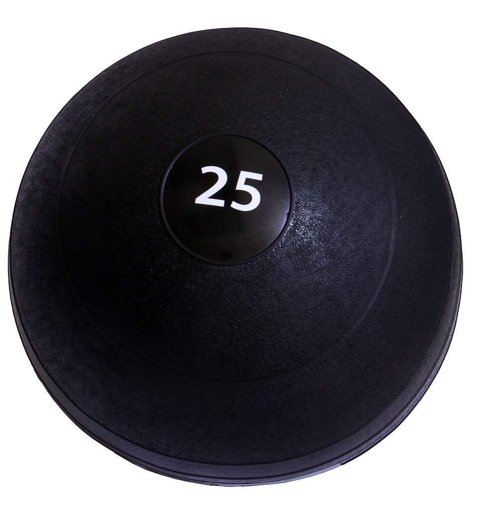 Ader Slam Ball Black- (25 Lbs)