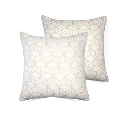 Amazon Set Of 40 Throw Pillow Covers Coastal Cushions 40 Stunning Zippered Decorative Pillow Covers