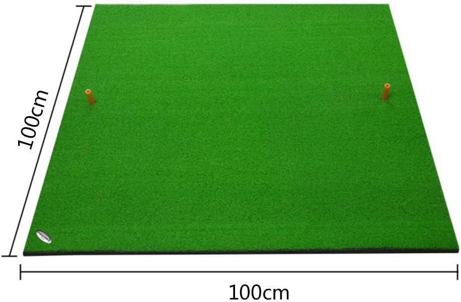 DQMSB Colchoneta de Golf Colchoneta de práctica de Swing 1 X 1m: Amazon.es: Hogar
