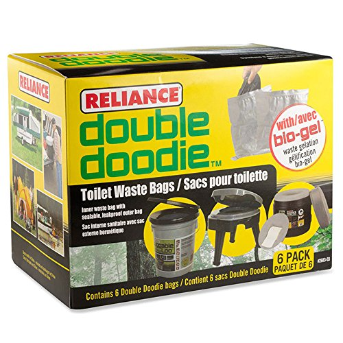 Saratoga Farms Double Doodie with Bio Gel (6 Total Waste -