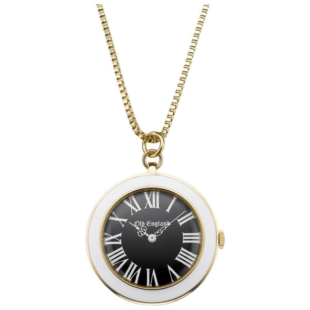 Old England OE108SR - Reloj de cuarzo unisex, color dorado
