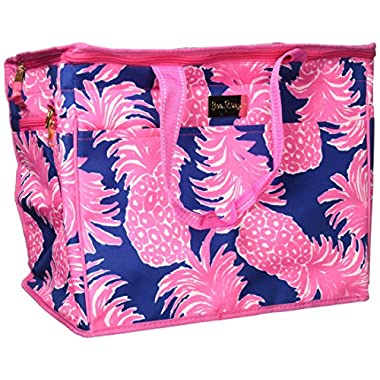 Lilly Pulitzer Insulated Beach Cooler, Flamenco, Pink