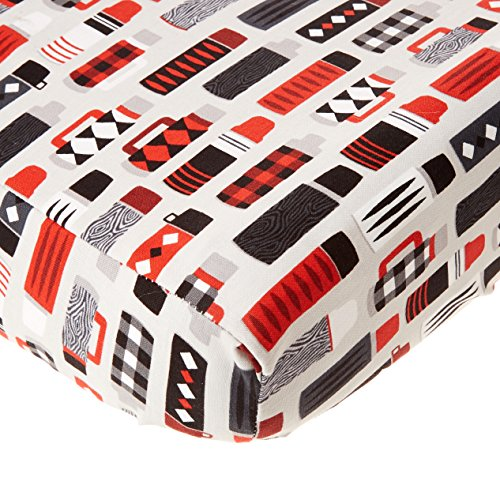 """Glenna Jean Thermos 16"""" x 32"""" Changing Pad Cover for Baby Nursery"""