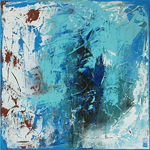 - Swirl Blue on Blue