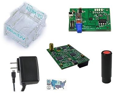 Amazon com: DVMEGA D-Star, DMR, System Fusion Mobile Hotspot