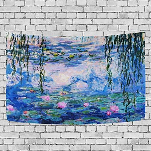 Nugier Claude Monet Water Lilies 60