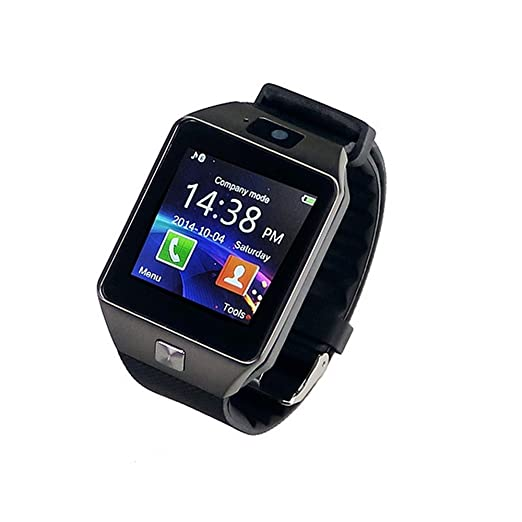 Naviforce 2 G Smart Watch Reloj 2 G multifunción inteligente de pulsera 1.54 pulgadas LCD pantalla