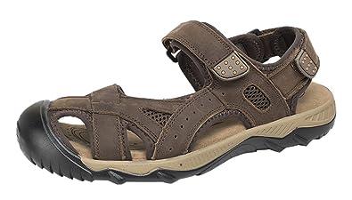 67fce89f4e55c AGOWOO Women Sandles Hiking Beach Closed Toe Sandals