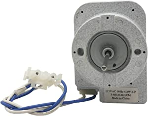 Edgewater Parts 3-60336-001, AP5332277 Evaporator Fan Motor Compatible With Whirlpool Refrigerator