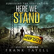 Divided: Here We Stand, Book 2 | Frank Tayell