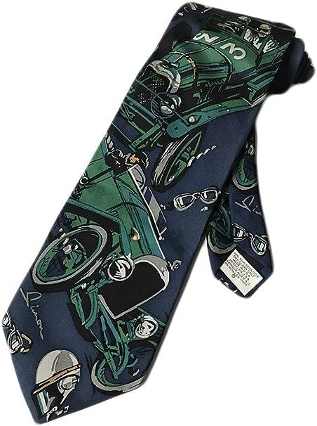 RM Style - Corbata de coche para hombre, diseño antiguo, color ...