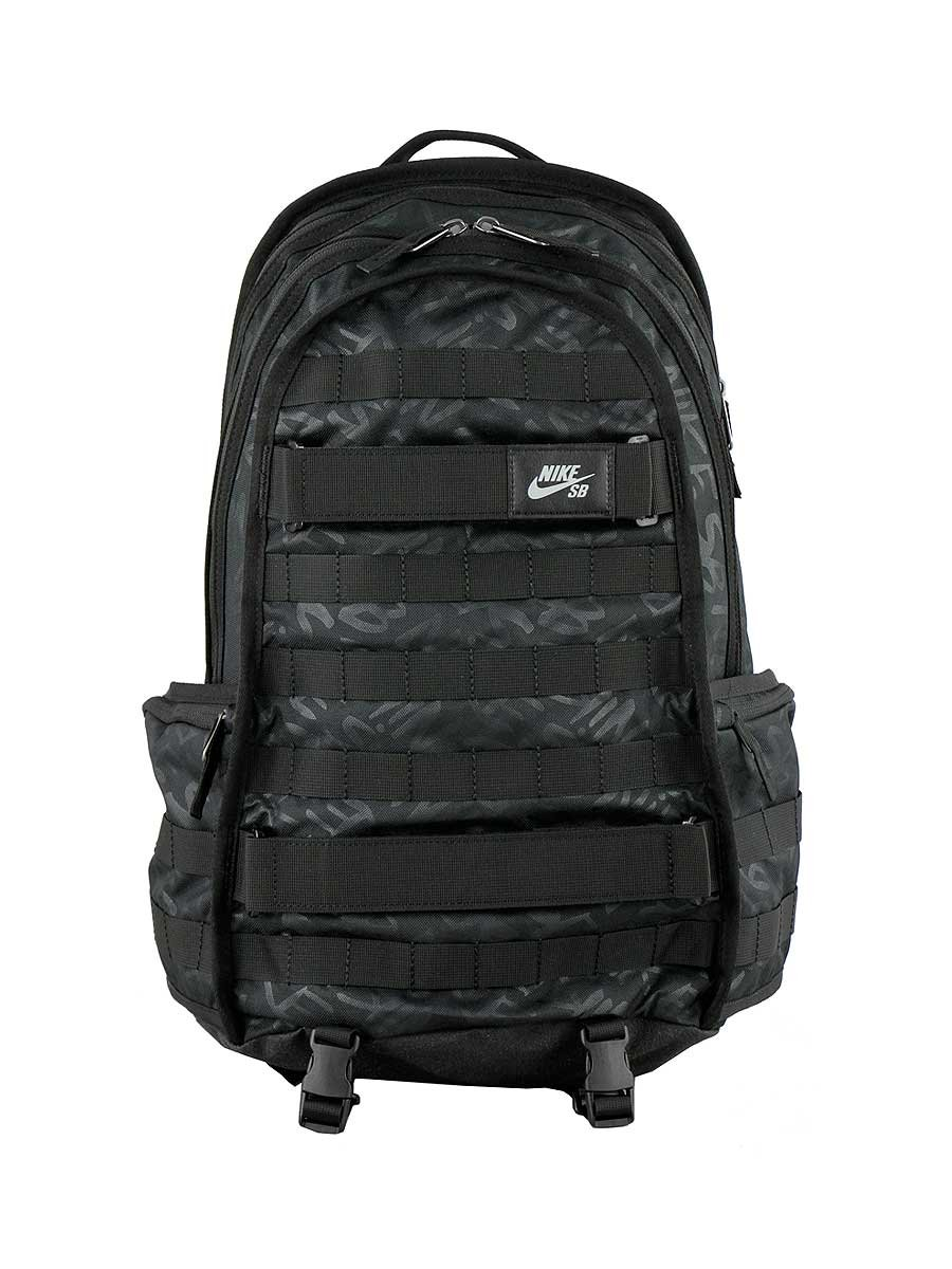Nike SB RPM Graphic Black/Black/Black 1 Backpack Bags