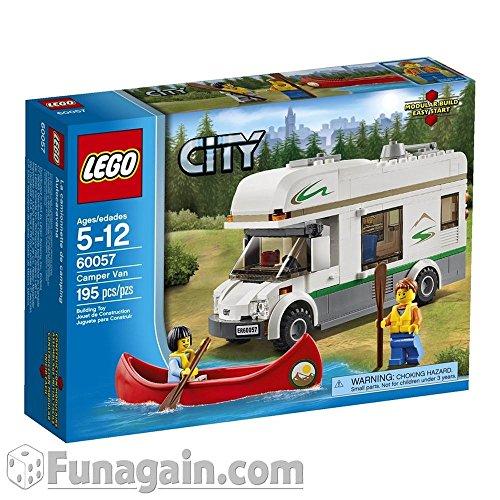 lego city camper van set - 7