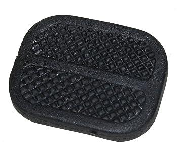 Aerzetix R4144275 - Protector para pedal de freno o embrague (caucho, compatible con modelos