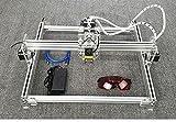DIY 2500 laser engraving machine / Laser Engraver / wood /rubber/ plastic/ leather/Bamboo Working Area:30cm40cm