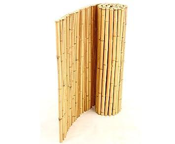 bambus discount com bambus sichtschutz bali heavy 180 x 250cm sichtschutz aus bambus rollmatten