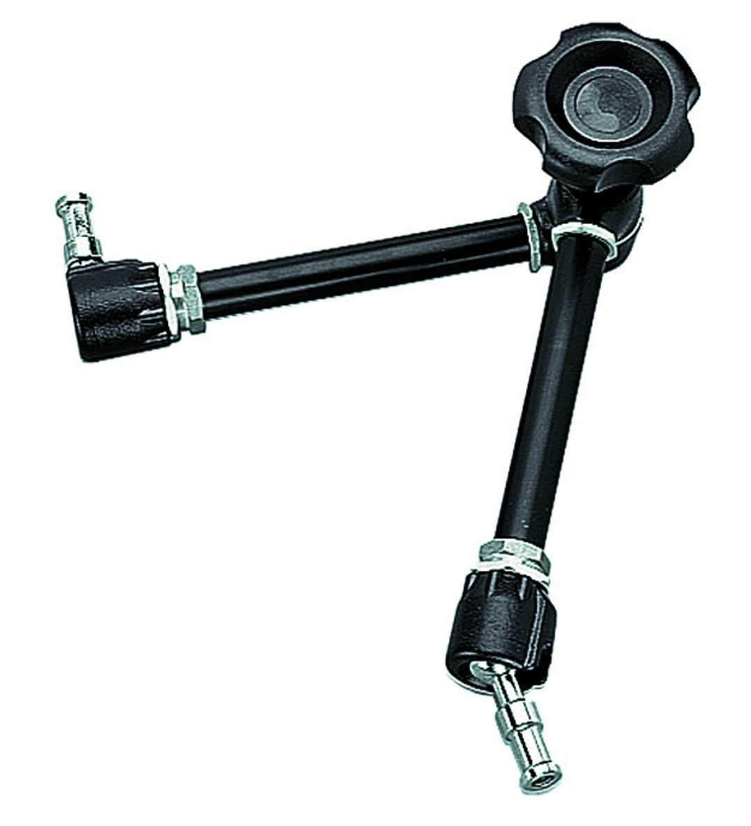 Manfrotto 244N Variable Friction Magic Arm without Camera Bracket (Black) by Manfrotto