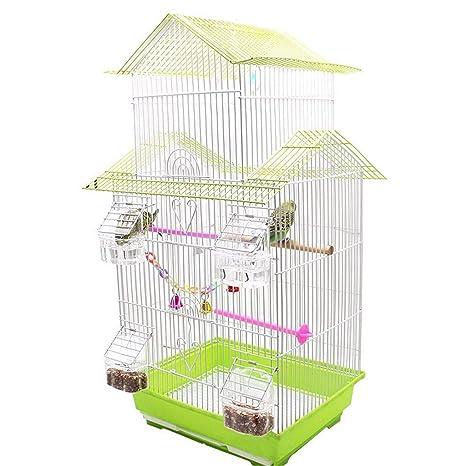 Danm Jaula de pájaros Multifuncional, Interior/Exterior/Jaula de ...