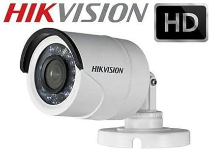 Hikvision - DS-2CE16C0T-IR Cámara de vídeo MiniBullet de
