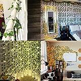 JPSOR 24pcs 158 Feet Fake Ivy Leaves Fake Vines