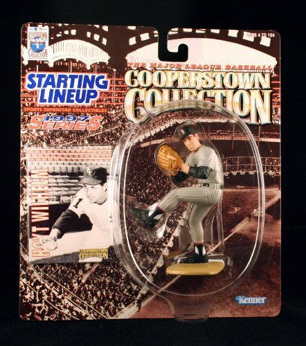 Starting Lineup HOYT WILHELM / CHICAGO WHITE SOX 1997 MLB Cooperstown Collection Action Figure & Exclusive Trading Card