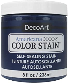 product image for DecoArt Americana Decor Color Stain 8oz Navy, Blue