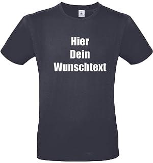 4eac9789fcb979 Herren T-Shirt bedrucken mit dem Amazon Tshirt Designer. T-shirt Druck wird