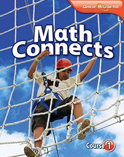Math Connects, Course 1 Student Edition (MATH APPLIC & CONN CRSE)