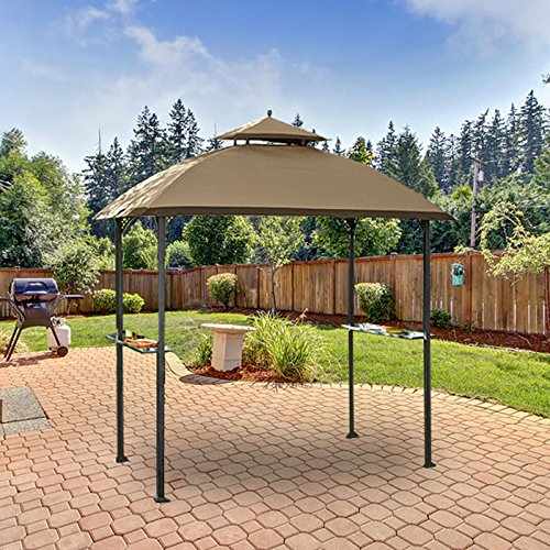 Garden Winds Windsor Grill Gazebo Replacement Canopy