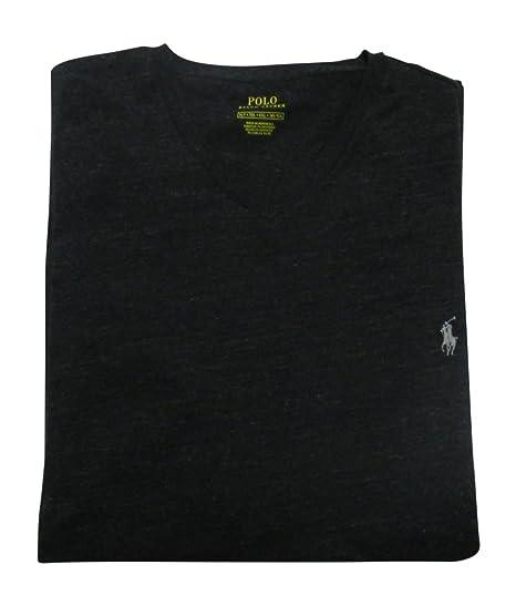 b5641887d694 Polo Ralph Lauren Mens  Big and Tall T-Shirt Jersey V-Neck T