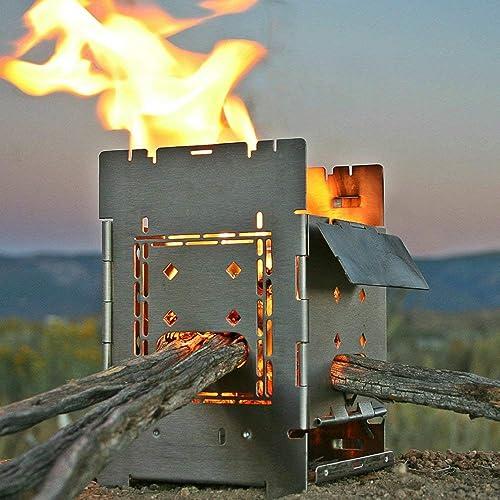 Firebox Bushcraft Camp Stove Kit