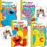 Best Sesame Street Book Of Colors - Sesame Street First Board Books - Set of Review